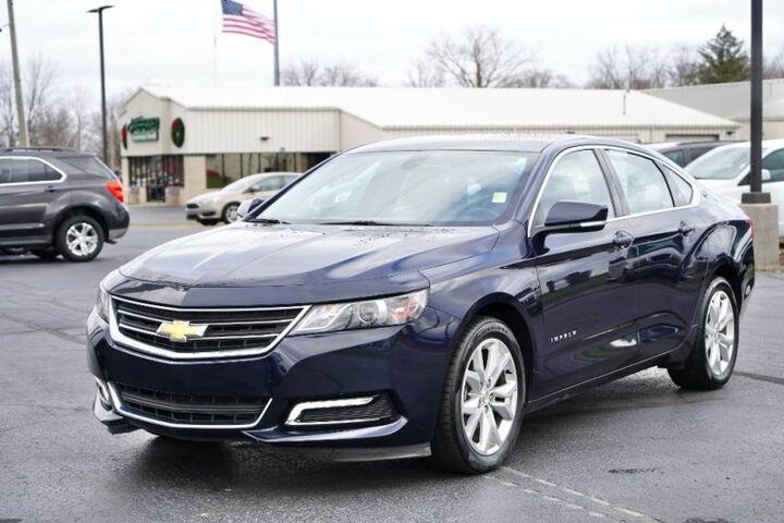 2019 Chevrolet Impala LT Fort Wayne Auburn and Kendallville IN