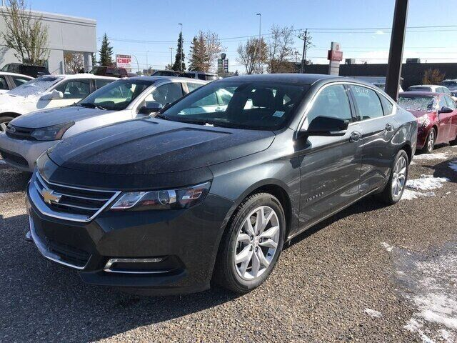 2019 Chevrolet Impala LT-LEATHER-REM START-2.5L Calgary AB