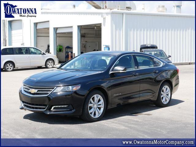 2019 Chevrolet Impala LT Owatonna MN