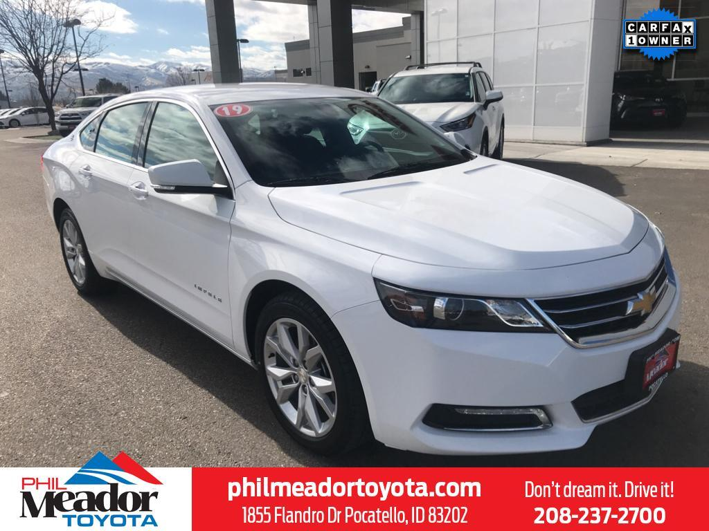 2019 Chevrolet Impala LT Pocatello ID