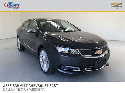 2019_Chevrolet_Impala_Premier_ Dayton area OH
