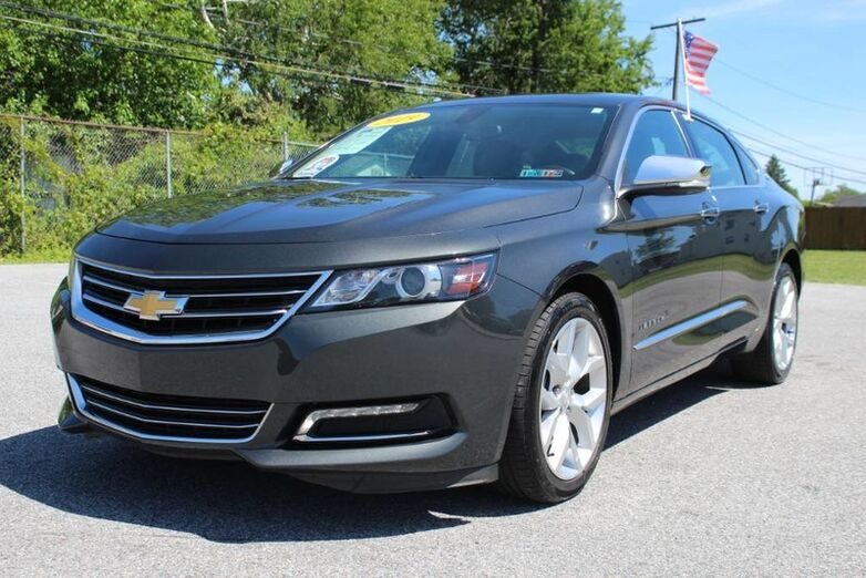 2019 Chevrolet Impala Premier New Castle DE