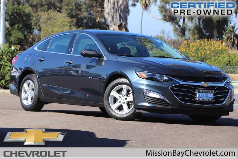 2019 Chevrolet Malibu LS 1LS San Diego CA