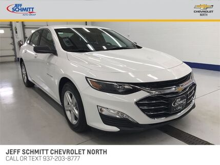 2019_Chevrolet_Malibu_LS_ Dayton area OH