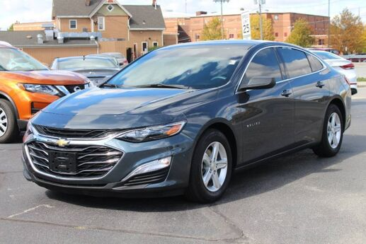 2019 Chevrolet Malibu LS Fort Wayne Auburn and Kendallville IN