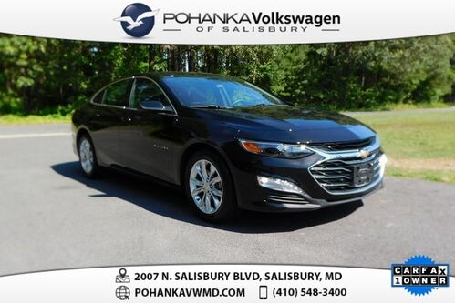 2019_Chevrolet_Malibu_LT ** ONE OWNER ** PANORAMIC SUNROOF **_ Salisbury MD