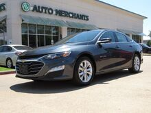 2019_Chevrolet_Malibu_LT 1.5L 4CYL AUTOMATIC, CLOTH SEATS, PANORAMIC SUNROOF, APPLE CAR PLAY, BLUETOOTH CONNECTIVITY_ Plano TX