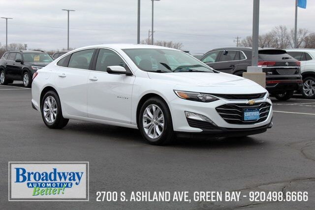 2019 Chevrolet Malibu LT 1LT Green Bay WI