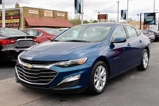 2019 Chevrolet Malibu LT Fort Wayne Auburn and Kendallville IN