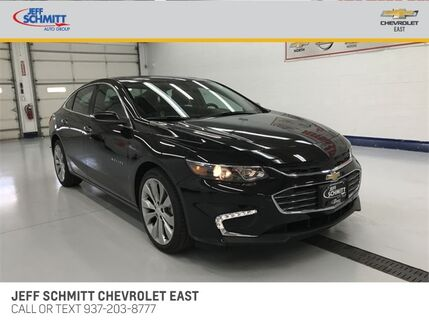 2019_Chevrolet_Malibu_Premier_ Dayton area OH