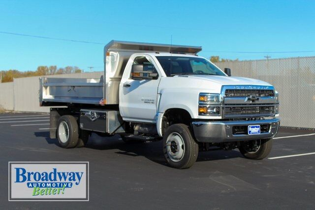2019 Chevrolet Medium Duty 5500HD Work Truck