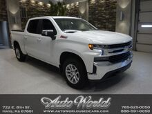 2019_Chevrolet_SILVERADO LT Z-71 CRW 4X4__ Hays KS