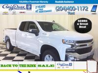 Chevrolet Silverado 1500 * LT Double Cab 4x4 * Heated Seats * Heated Steering Wheel * 2019