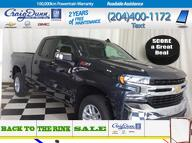 2019 Chevrolet Silverado 1500 * LT Double Cab 4x4 * TRUE NORTH EDITION  * HEATED SEATS * Portage La Prairie MB