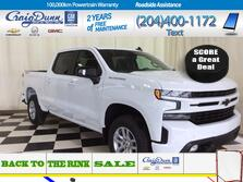 Chevrolet Silverado 1500 * RST Crew Cab 4x4 * TRUE NORTH EDITION * BUCKET SEATS * 2019