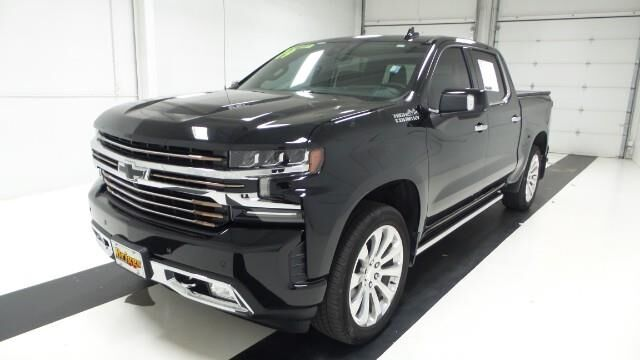2019 Chevrolet Silverado 1500 4WD Crew Cab 147 High Country Topeka KS