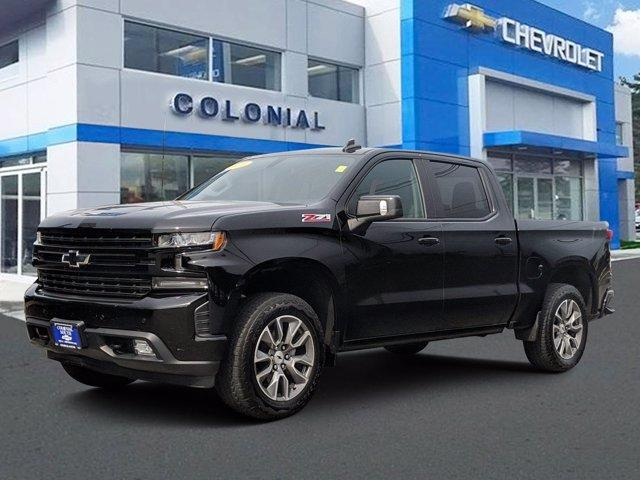2019 Chevrolet Silverado 1500 4WD Crew Cab 147 RST North Dartmouth MA