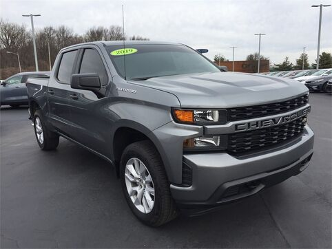 2019_Chevrolet_Silverado 1500_4WD_ Evansville IN