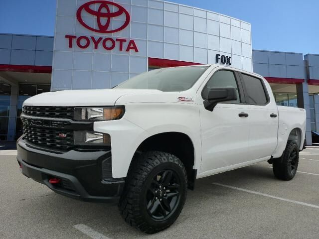 2019 Chevrolet Silverado 1500 CUSTOM TRAIL BO Clinton TN