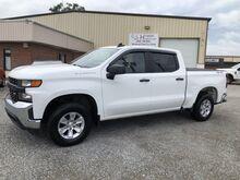 2019_Chevrolet_Silverado 1500 Crew Cab 4x4 5.3L_Work Truck_ Ashland VA