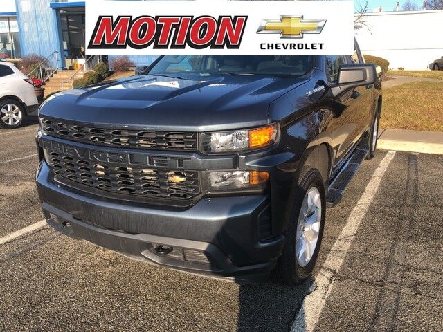 2019 Chevrolet Silverado 1500 Custom Hackettstown NJ