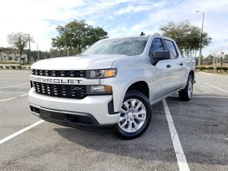 2019 Chevrolet Silverado 1500 Custom Jacksonville FL