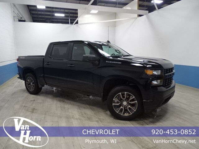 2019 Chevrolet Silverado 1500 Custom Plymouth WI