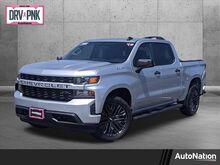 2019_Chevrolet_Silverado 1500_Custom_ Roseville CA