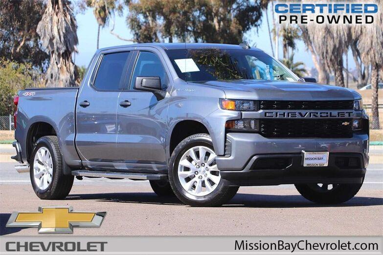 2019 Chevrolet Silverado 1500 Custom San Diego CA