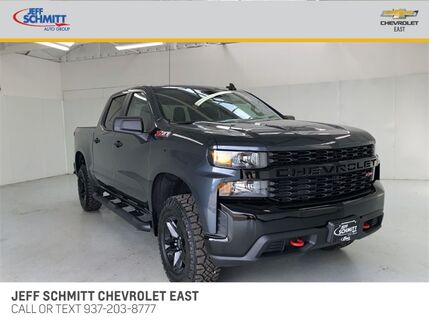 2019_Chevrolet_Silverado 1500_Custom Trail Boss_ Dayton area OH
