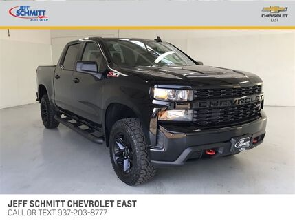 2019_Chevrolet_Silverado 1500_Custom Trail Boss_ Dayton area OH