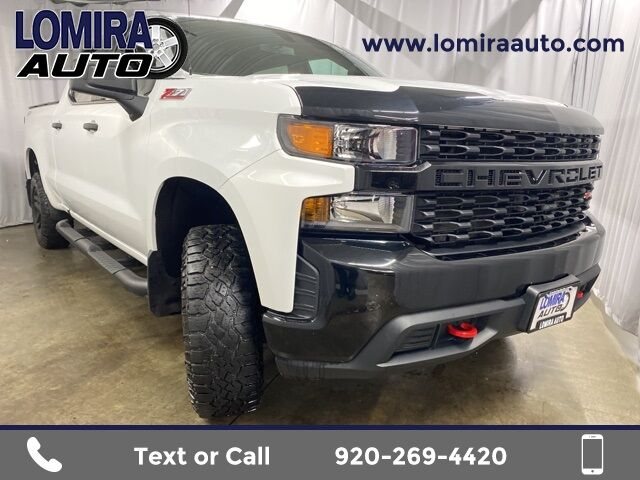 2019 Chevrolet Silverado 1500 Custom Trail Boss Lomira WI