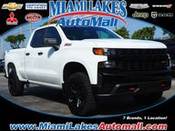 2019 Chevrolet Silverado 1500 Custom Trail Boss Miami Lakes FL