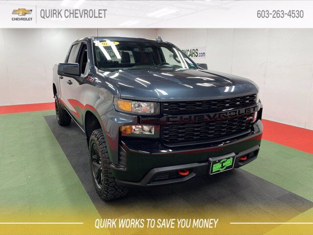 2019 Chevrolet Silverado 1500 Custom Trail Boss Manchester NH