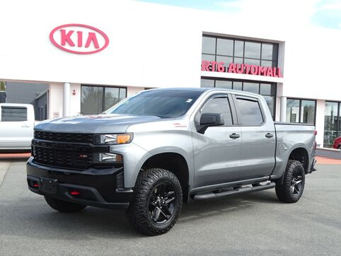 2019_Chevrolet_Silverado 1500_Custom Trail Boss_ Swansea MA