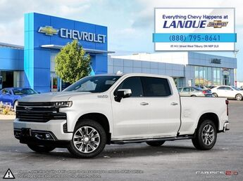 2019_Chevrolet_Silverado 1500_High Country  - Navigation_ Tilbury ON