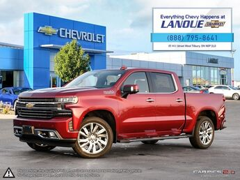 2019_Chevrolet_Silverado 1500_High Country  - Navigation_ Tilbury ON