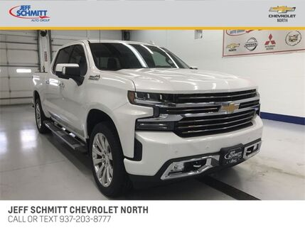 2019_Chevrolet_Silverado 1500_High Country_ Dayton area OH