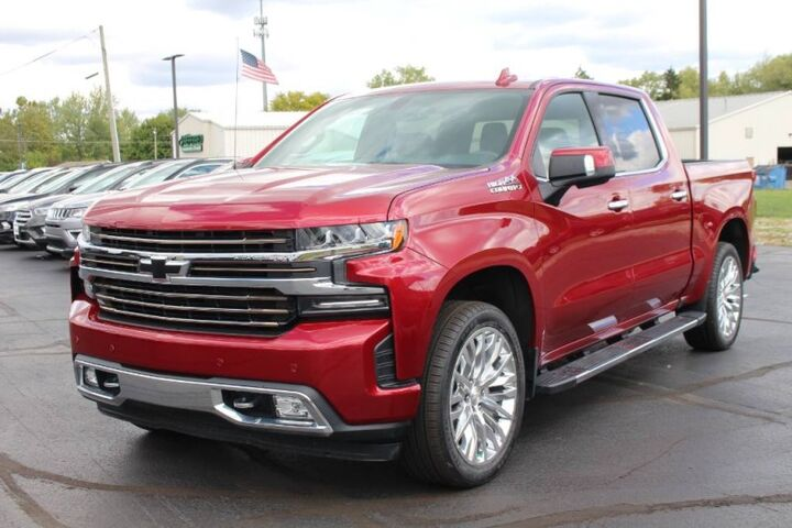 2019 Chevrolet Silverado 1500 High Country Fort Wayne Auburn and Kendallville IN