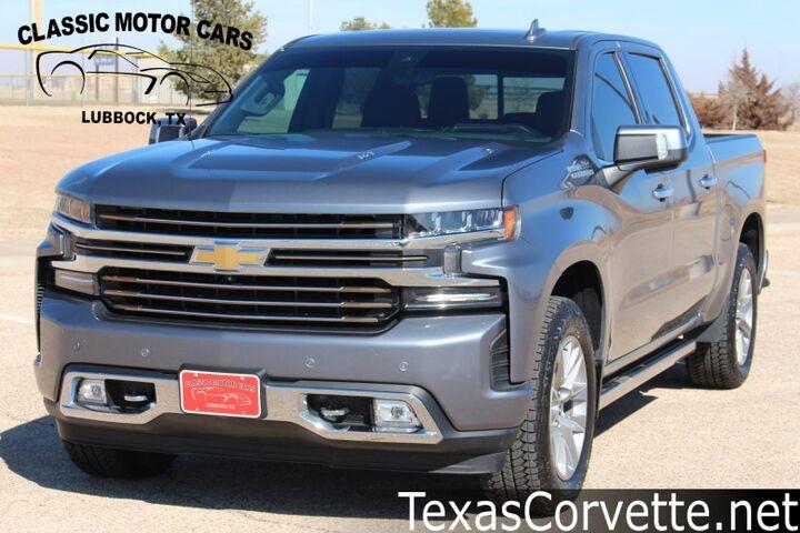 2019 Chevrolet Silverado 1500 High Country Lubbock TX