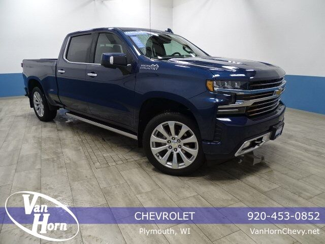 2019 Chevrolet Silverado 1500 High Country Plymouth WI