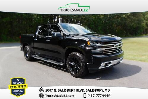 2019_Chevrolet_Silverado 1500_High Country_ Salisbury MD