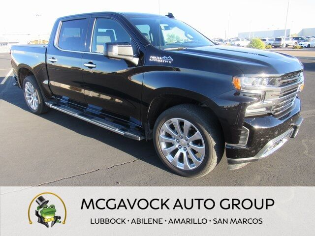 2019 Chevrolet Silverado 1500 High Country Lubbock TX