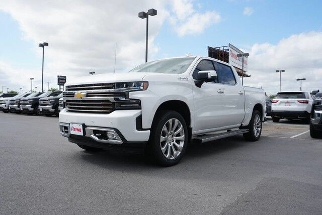 2019 Chevrolet Silverado 1500 High Country Weslaco TX