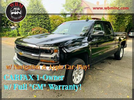 2019_Chevrolet_Silverado 1500 LD_4x4 Double Cab LD LT_ Arlington VA