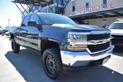 2019_Chevrolet_Silverado 1500_LD Double Cab 4X4 LIFTED_ San Antonio TX