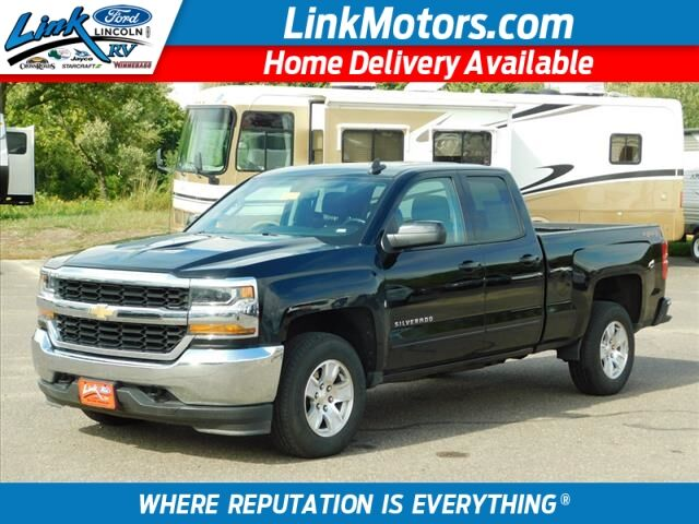 2019 Chevrolet Silverado 1500 LD LT Rice Lake WI