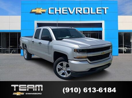 2019_Chevrolet_Silverado 1500 LD_Silverado Custom_ Goldsboro NC