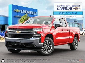 2019_Chevrolet_Silverado 1500_LT  -  Bluetooth_ Tilbury ON