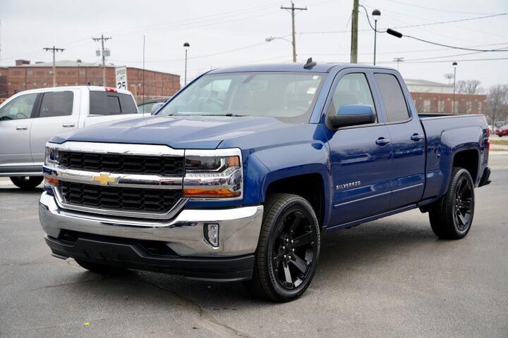 2019 Chevrolet Silverado 1500 LT Fort Wayne Auburn and Kendallville IN